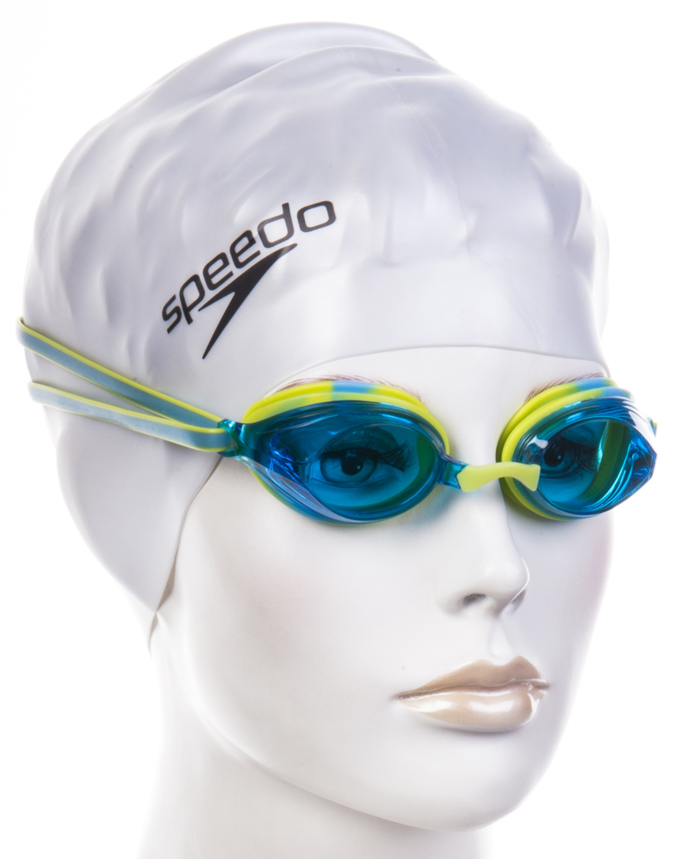 Speedo Vengeance Junior Zeleno/modrá
