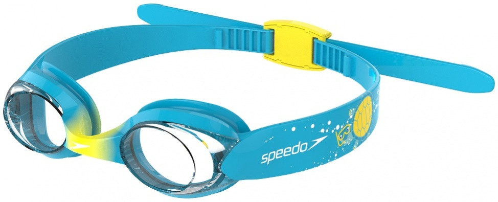 Speedo Sea Squad Illusion Goggle Infants Modro/žlutá